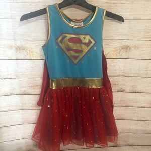 SUPERGIRL DC costume